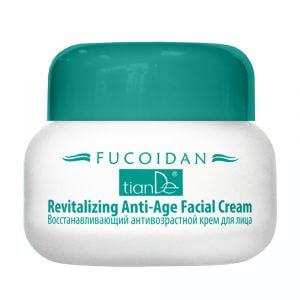 Revitalisierende Anti-Aging-Gesichtscreme Fucoidan, 55 g