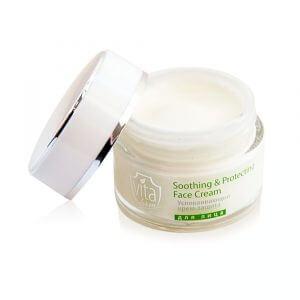 Beruhigende und schützende Hautcreme, 50 g