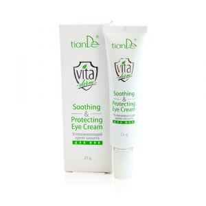 Beruhigende und schützende Augencreme, 25 g