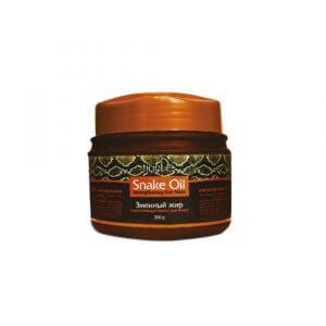 Stärkende Haarmaske Schlangenöl , 500 g