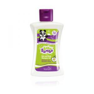 Shampoo-Gel für Körper und Haare Baby-Bambo , 250 g