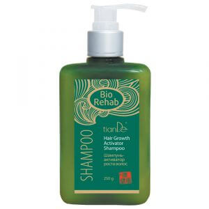Shampoo - Haarwachstumsaktivator Bio Rehab, 250 g