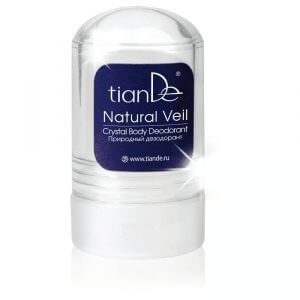 Natürlicher Antitranspirant Natural Veil, 60 g