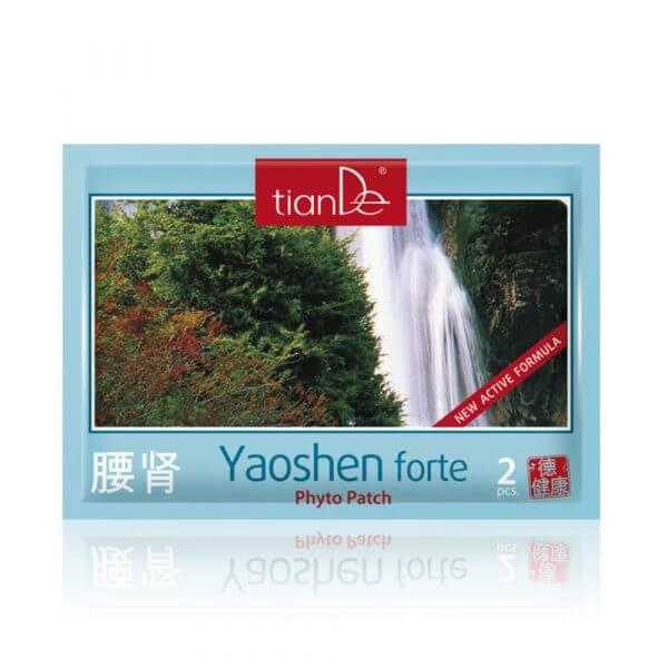 Yaoshen Forte Cosmetic Body Phytopflaster 2 Stk