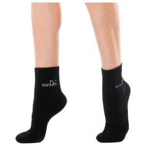 Socken mit Punktueller Turmalinschicht 1 Paar Größe:22 cm