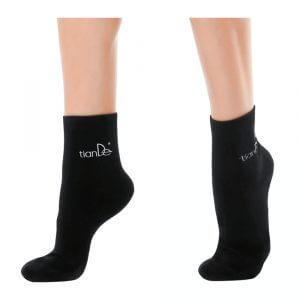Socken mit Punktueller-Turmalinschicht, 1 Paar, Größe: 22cm