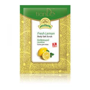 Körpersalz Frische Zitrone, 60 g
