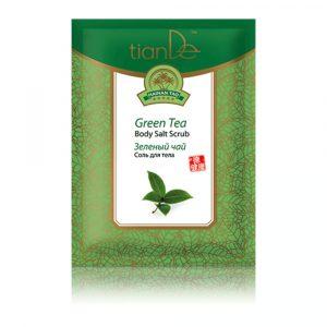 Körpersalz Grüner Tee, 60 g