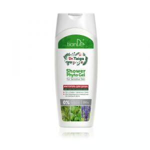 Kräuter-Duschgel für empfindliche Haut, 250 g