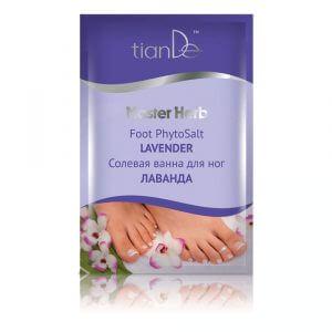 Lavendelsalz-Fußbad 50 g