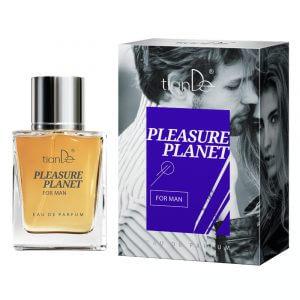 Parfümiertes Wasser Men Pleasure Planet, 50 ml