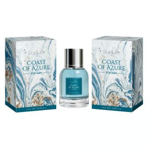 Parfümiertes Wasser Men Coast of Azure, 50 ml