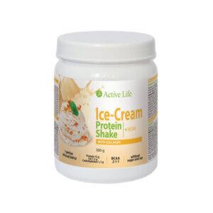 Eiscreme-Protein-Shake mit Kollagen 300g