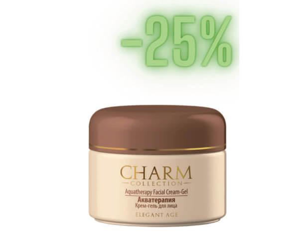 """AKTION!!!Minus 25% Gesichtscreme-Gel """"Aquatherapie""""50 g"""