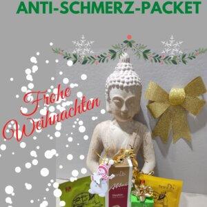 Weihnachtspäckchen Anti-Schmerz